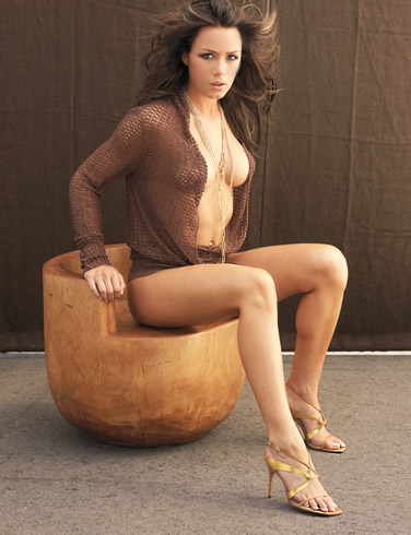 Leah rachel nude